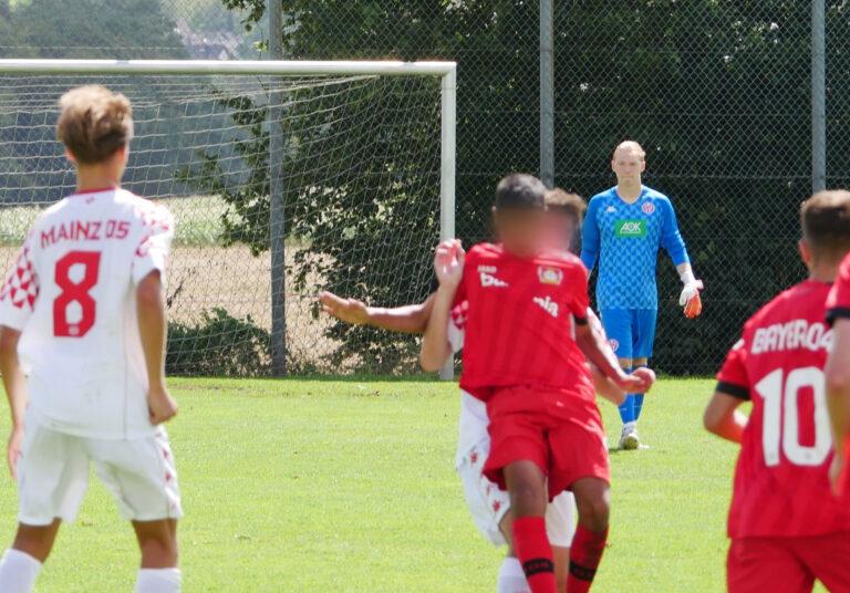 U17 Bayer Leverkusen vs U17 Mainz 05