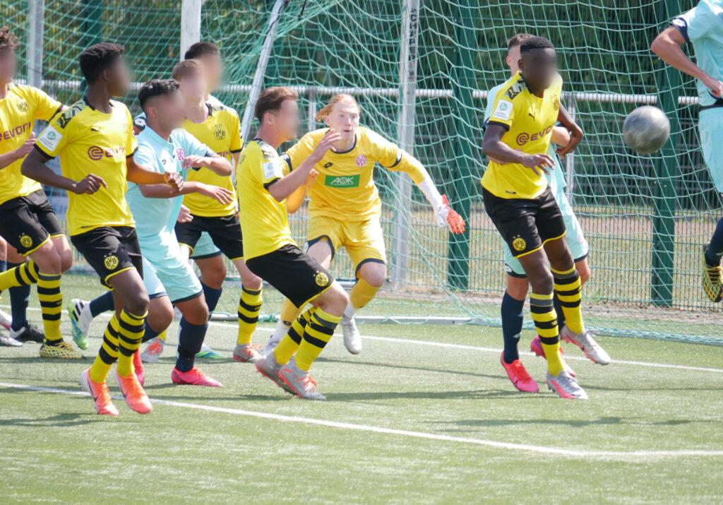 U17 Borussia Dortmund vs. U17 Mainz05